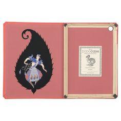 A Dream by Erté-Art Deco - DODOcase iPad Air Case