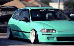 Mint Honda