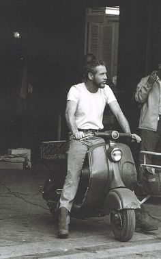 Paul Newman - Skooter