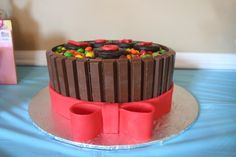 Lolly cake!