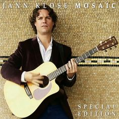 """Read this Geoff Wilbur's Music Blog review of Jann Klose' Mosaic album, the collection that features his song """"Make It Better,"""" to find out more about this multi-talented rock 'n roll singer-songwriter."""
