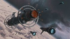 (9) Tumblr Eye Of The Storm, Space Station, Painting & Drawing, Science Fiction, Deviantart, Fantasy, Eyes, Artwork, Sci Fi