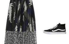 FASHION WORLD News&TRENDS&ME. 27.1.2016....GUZZI and SNEAKERS. HOW PULL SKIRT and SNEAKERS LOOK THIS WINTER?  CELEBRATE. DRESSES.  Classic, beauty&simple BLACK DRESSES. I have many different kind, Dresses, short and longer....