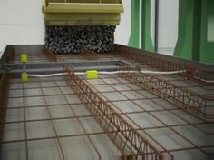 Sistema de caixas de passagem elétrica para lajes de concreto