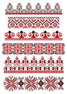 Romanian Traditional Theme - Cdr Format Stock Vector - Illustration of black, seamless: 27783152 Plush Carpet, Rugs On Carpet, Fur Carpet, White Carpet, Berber Carpet, Room Carpet, Indoor Outdoor Carpet, Cross Stitch Patterns, Embroidery Patterns