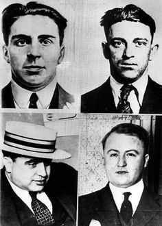 Vincent Ducci, Hymie Weiss, Al Capone, Dion O'Banion Real Gangster, Mafia Gangster, Gatsby, Famous Outlaws, Chicago Outfit, Chen, Mafia Families, Al Capone, Thug Life