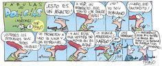Fábulas de policías y ladrones. 05/05/2015