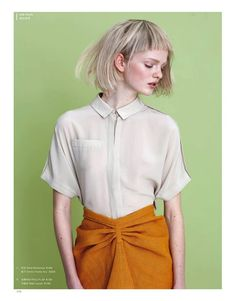 Afbeeldingsresultaat voor dimitry frenko krul Pixie Hollow, Human Reference, Img Models, Fringes, Sophisticated Style, Hair Inspiration, High Waisted Skirt, Poses, Female