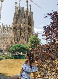 Саграда Барселона Barcelona Cathedral, Monument Valley, Building, Nature, Travel, Viajes, Buildings, Traveling, Nature Illustration
