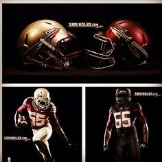 New FSU uniforms...fierce!