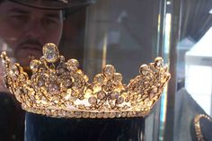 The Crown Jewels of Württemberg (German: Kronjuwelen des Königreichs Württemberg) are a historical jewel collection belonging to the Kings and Queens of Württemberg.