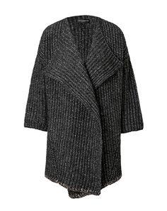 Alpaca-Wool Blend Kimono Cardi