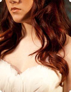Boho Chic Wedding Hair