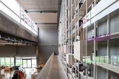 Crombé winehouse shop by FIVE AM, Kortrijk – Belgium Visual Merchandising, Design Furniture, Belgium, Interior Design, Shopping, Inspireren, Store Design, Wine, Space