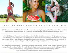 Believe Bootcamp & Self Love With Melissa Ambrosini   Move Nourish Believe