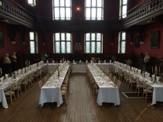 Banqueting style