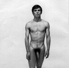 Rudolf Nureyev, fotografiado por Richard Avedon