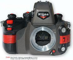Nikonos RS camera ...
