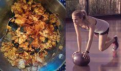 Carrie Underwood's Super Healthy Breakfast Recipe