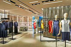 Max Mara Centro Comercial en Shangai K11  #centrocomercial #mall #k11 Pineado por Pilar Escolano #visual #retail