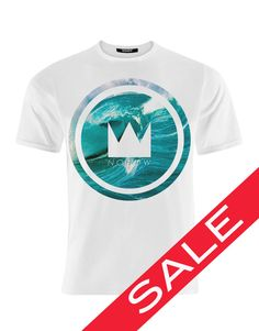 Crown waves t-shirt – Nohow Style
