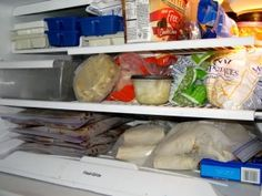 What you CAN and CANNOT freeze from the freezer cooking experts at Once A Month Meals!