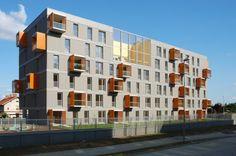 Social Housing / Bevk Perović arhitekti