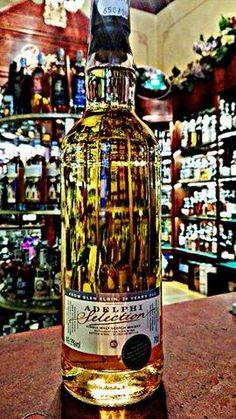 Whisky Glen Elgin 20-Years-Old (by Adelphi). One of 255 bottles!!!  #whisky #glenelgin #adelphi #selection #singlemalt #scotch #distillery