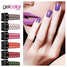 OPI Gel Nails are available at ULTA. they are fantastic!!! Less expensive then shelac and last and look just the same!