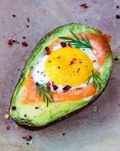 geräucherter lachs schnelle low carb rezepte abendessen eier