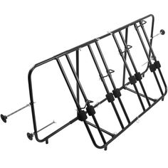 how to build a bicycle rack