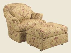 Lexington Upholstery - Angelica Swivel Chair
