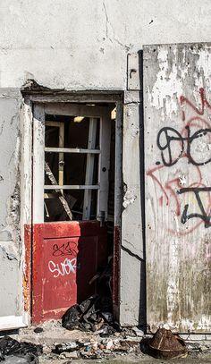 Marsh Road - Drogheda (Abandoned Building)