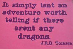 Dragon quote
