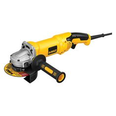 DEWALT D28115 Heavy-Duty 4-1/2-Inch/5-Inch High Performance Grinder with Trigger Grip - Power Angle Grinders - Amazon.com