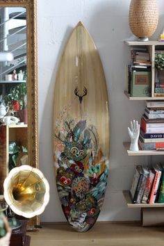 Surfboard by SupaKitch