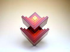 ネフ社/naef セラ 【赤】 今ならカルテットオリジナル木箱付   積み木 (スイス)   木のおもちゃ カルテット