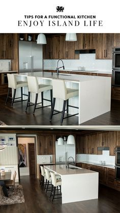Superbe A Kitchen Island Is One Of The Hallmarks Of A Stylish And Functional  Open Concept