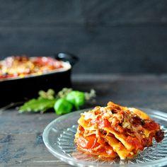 Lasagne   4Pure #recipe #lasagne #foodblog #4pure www.4pure.nl #italian