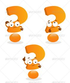 Question Marks — Photoshop PSD #answers #pose • Available here → https://graphicriver.net/item/question-marks/1559092?ref=pxcr