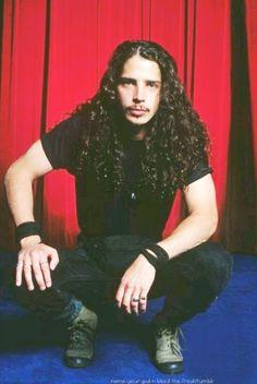 Chris Cornell, Los Angeles, Jul 08 1991.