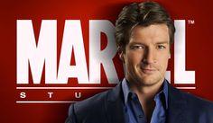 #EurekaBlog Nathan Fillion joins Marvel Cinemativ Universe