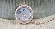 Locket Charms, Lockets, South Hill Designs, Bracelet Watch, Rose Gold, Pendant Necklace, Jewels, Elegant, My Style