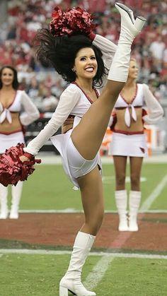 Illini cheerleader upskirt really