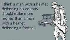 Amen to that...btw, I think a man or a woman!! Signed, the proud mama of a female Soldier♥