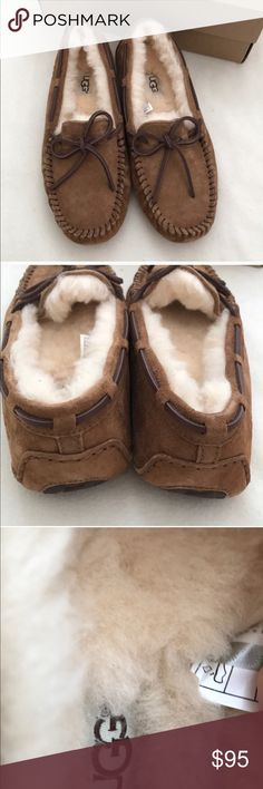 7ad0a92c83 Brand new authentic UGG moccasins New in box UGG Shoes Moccasins Moccasins