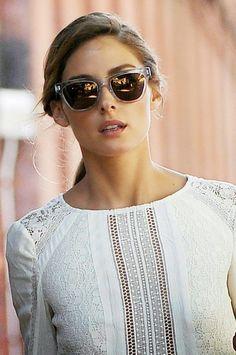Olivia Palermo - Love her sense of style ...