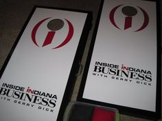 Custom Boards for Inside Indiana Business (with Gerry Dick)