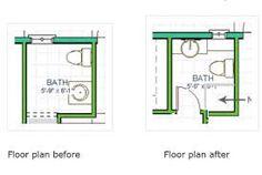 [ Small Bath Redo Makeover Full Bath Contemporary Bathroom Ideas Home Redo Small Bathroom Pictures ] - Best Free Home Design Idea & Inspiration Small Bathroom Redo, Bathroom Layout, Bathroom Ideas, Bathroom Organization, Bathroom Pictures, Bath Ideas, Bathroom Inspiration, Shower Ideas, Home Design