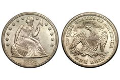 Find out how much your Liberty Seated half dollar is worth with the coin values and prices listed in this article.